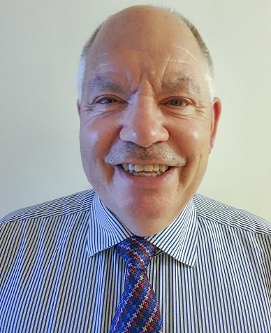Alan James Deputy Lord-Lieutenant of Moray