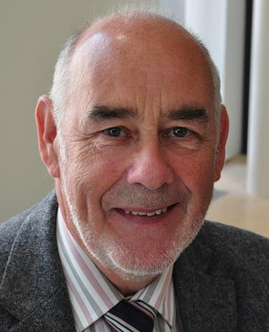 George McIntyre Deputy Lord-Lieutenant of Moray