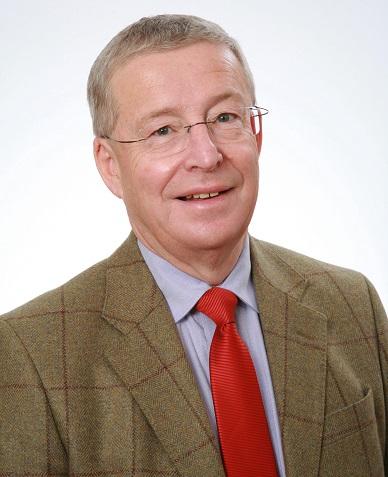 Ian Urquhart Deput Lord-Lieutenant of Moray