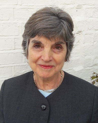 Joanna Grant Peterkin Deputy Lord-Lieutenant of Moray