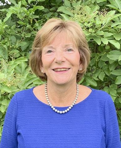 Margaret Stenton Deputy Lord-Lieutenant of Moray