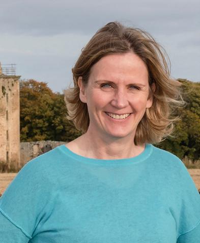 Rebecca Russell Deput Lord-Lieutenant of Moray