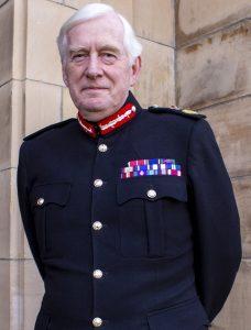 Seymour Monro Lord-Lieutenant of Moray