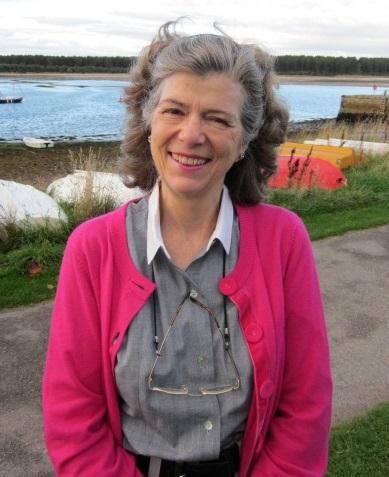 Mrs Sue Finnegan Deputy Lord-Lieutenant of Moray