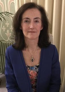 Deputy Lord-Lieutenant Nancy Robson