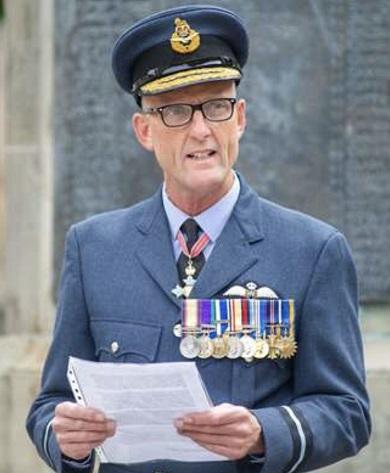 Alistair Monkman Deputy Lord-Lieutenant of Moray