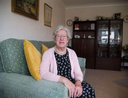 Moray woman awarded BEM for services to area's homeless people