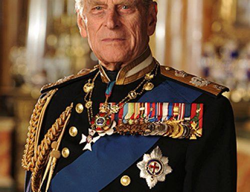 Death of HRH Prince Philip, Duke of Edinburgh