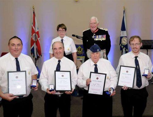 Moray Battalion Boys' Brigade Awards Ceremony